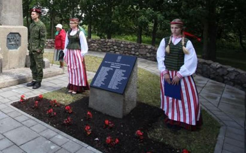 Atminimo lentomis numatoma įamžinti Lietuvos savanorių atminimą