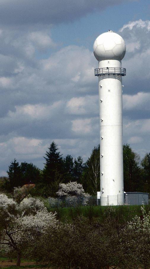 Trakų Vokėje – antrasis meteorologinis radaras