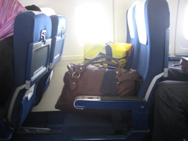 Lufthansa bagazas