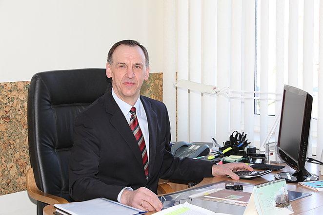 Utenos regiono plėtros tarybos pirmininko pavaduotoju išrinktas Molėtų rajono meras S. Žvinys