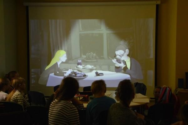 """""""Žaliojoje pelėdoje"""" – animacijos dirbtuvės vaikams"""