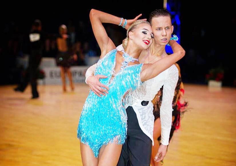 Lietuvos šokėjai – Europos čempionato finalininkai