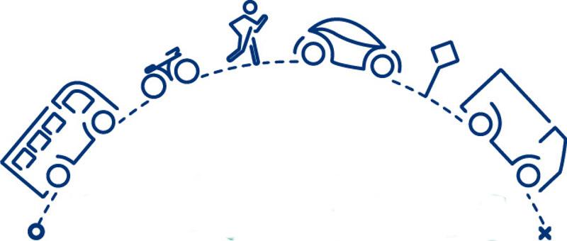 Balandžio 3-iąją – darnaus judumo plano pristatymas