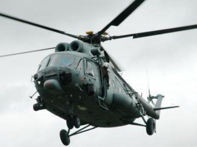 Pasieniečių sraigtasparnis skraidino donoro širdį