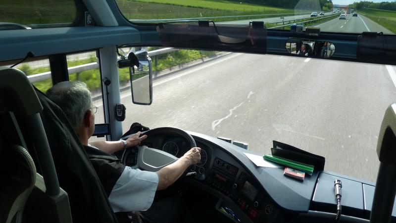Saugaus eismo dieną –  nedžiugi žinia: saugos diržus autobusuose segi tik 13,9 proc. keleivių