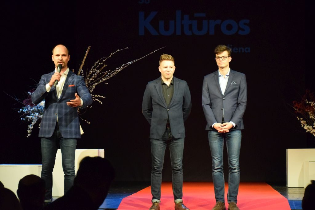 Panevėžyje įteiktos kultūros ir meno premijos