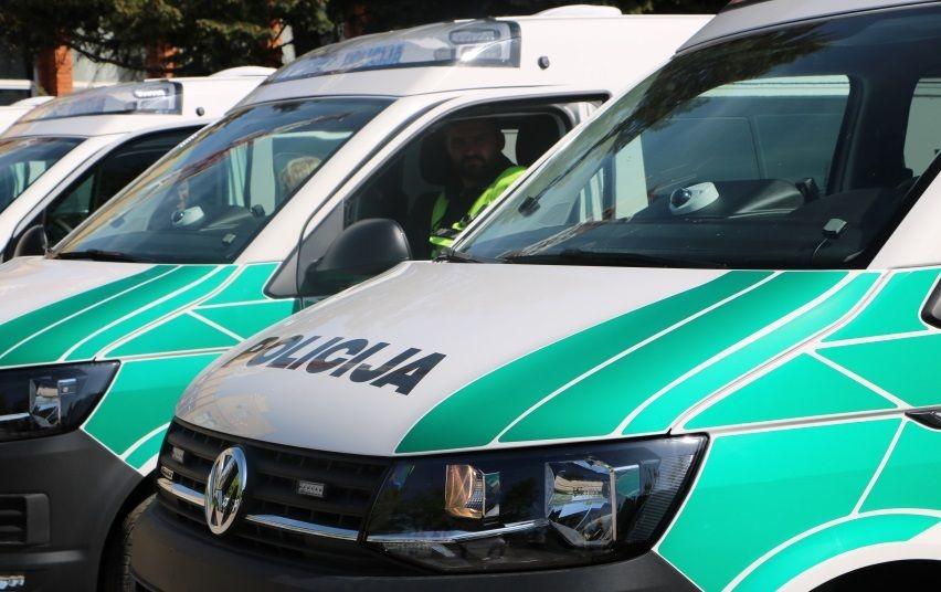 Policija ieško eismo įvykio liudytojų