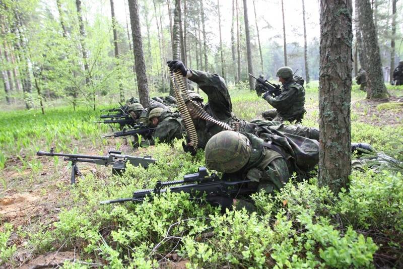 Panevėžyje vyks karinės pratybos