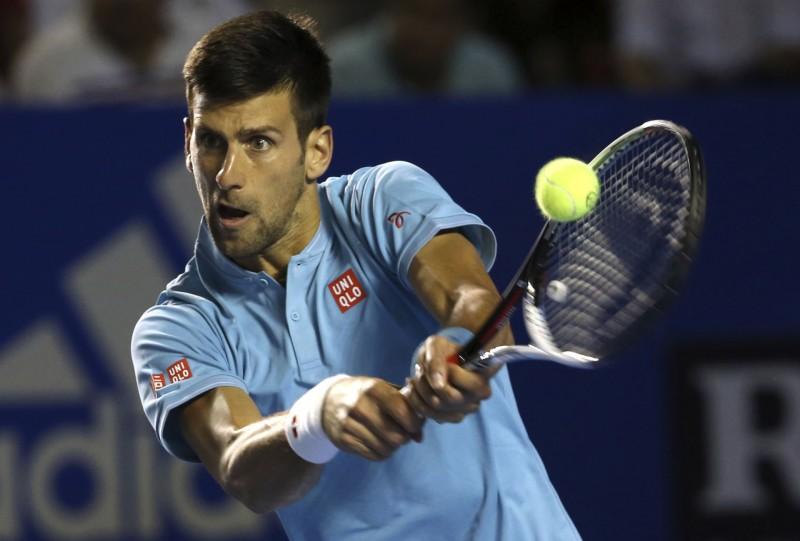 Novakas Djokovičius ir vėl viršūnėje