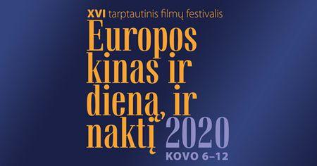 """Tarptautinio filmų festivalio """"Europos kinas ir dieną, ir naktį"""" filmai žadins kovą už išlikimą"""