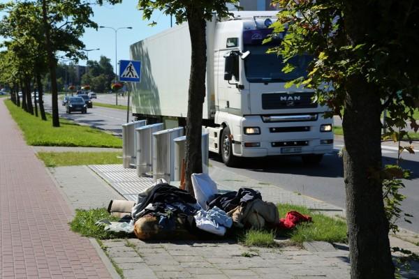 Atliekų surinkimo konteinerių aikštelės vaizdo kameromis bus stebimos intensyviau