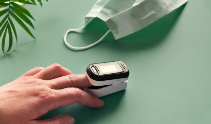 Kas yra pulsoksimetras ir kaip jį išsirinkti?